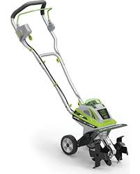 pleasurable home depot garden tillers. Earthwise Lithium Tiller Blog  Cordless Lawn Equipment